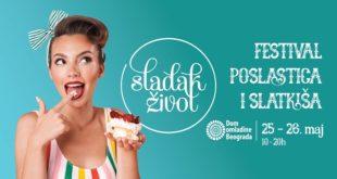 Festival poslastica i slatkiša - Sladak život