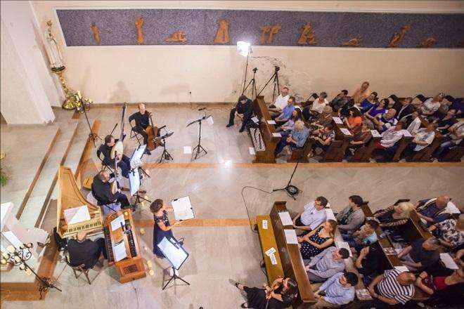 Festival rane muzike na istorijskim instrumentima - Crkva Svetog Petra
