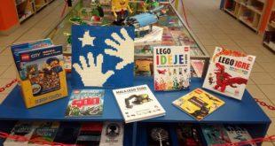 "LEGO izložba u Klubu knjižari ""Kreativni centar"""