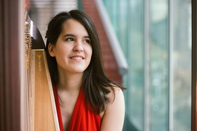 18. Međunarodni festival harfe: Lenka Petrović