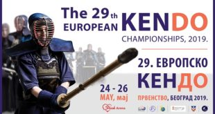 Sportska takmičenja u Beogradu (24-26. maj): EP u kendou
