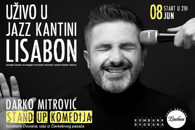 Stand up Darka Mitrovića