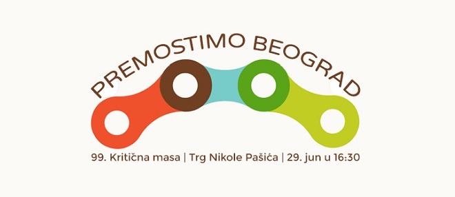 99. Beogradska Kritična masa: Premostimo Beograd