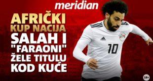 MeridianBet: Afrički kup nacija 2019