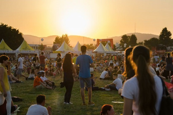 Beč: Festival na Dunavskom ostrvu 2019 (foto: Manuel Domnanovich)