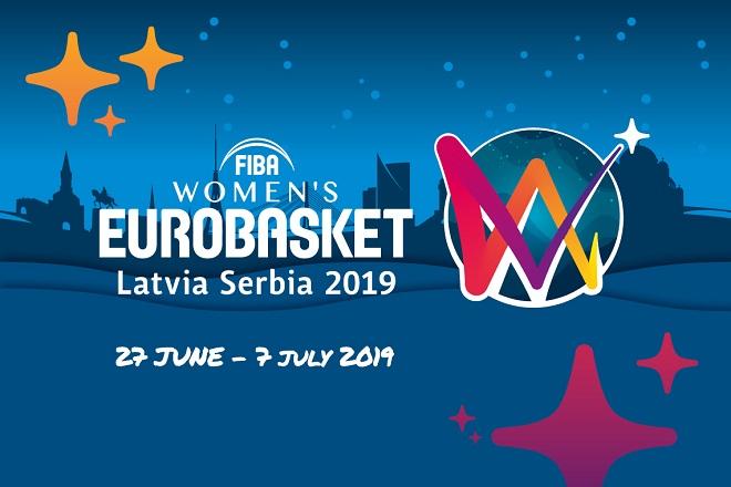 Evrobasket 2019: Evropsko prvenstvo u košarci za žene