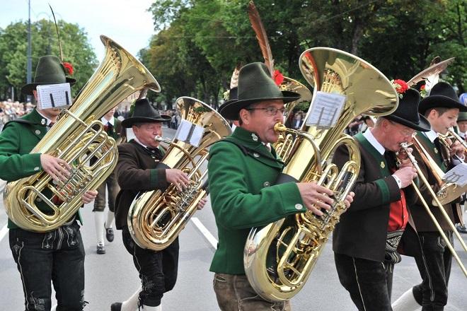 Austrijski festival trubača u Beču (foto: Schaub-Walzer / PID)