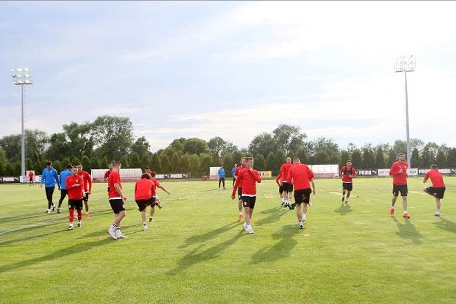 Fudbal, kvalifikacije za EP 2020: Srbija - Litvanija (foto: FSS)