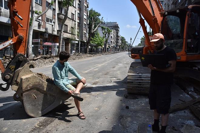 Grupa građana protiv planirane rekonstrukcije ulica od Ruzveltove do Zoo vrta