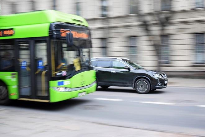Javni gradski prevoz: Letnji red vožnje