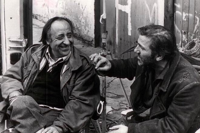 Kinoteka - jun 2019: Aleksandar Saša Petrović i Bata Živojinović (Grupni portret sa damom, 1977)