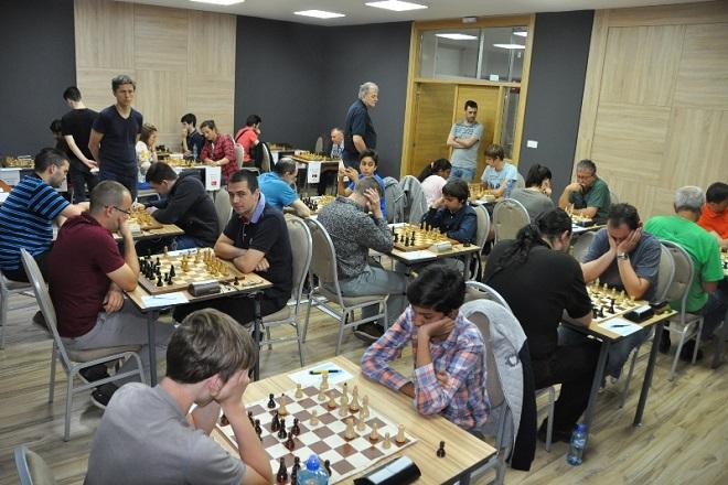 Šumice: Letnji šahovski festival
