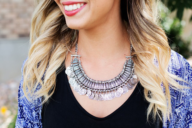 Pravila odevanja: Jedan komad upadljivog nakita je sasvim dovoljan