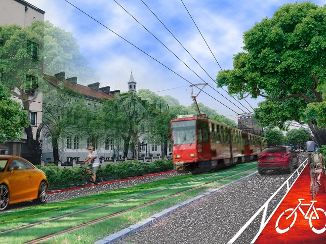 Novi predlog: Ulica Džordža Vašingtona