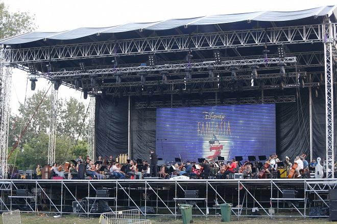 Beogradska filharmonija odlaže koncert na otvorenom
