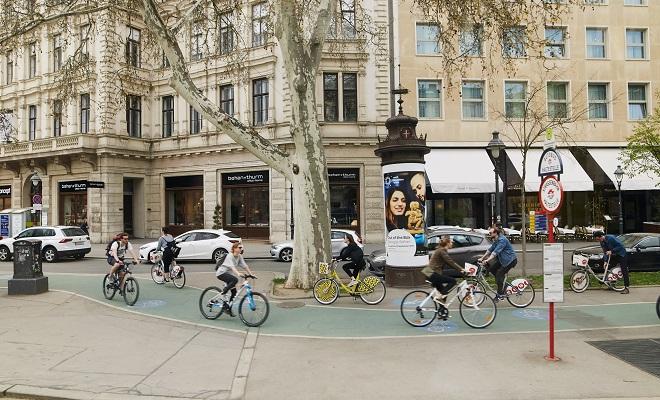 Beč među najboljim gradovima za bicikliste (foto: Dreamstime)