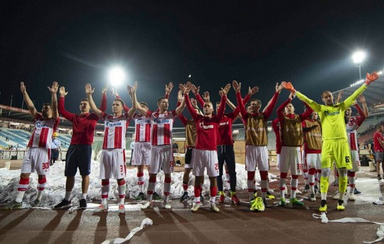 Kvalifikacije za Ligu šampiona: Crvena zvezda - Helsinki (foto: FK CZ)