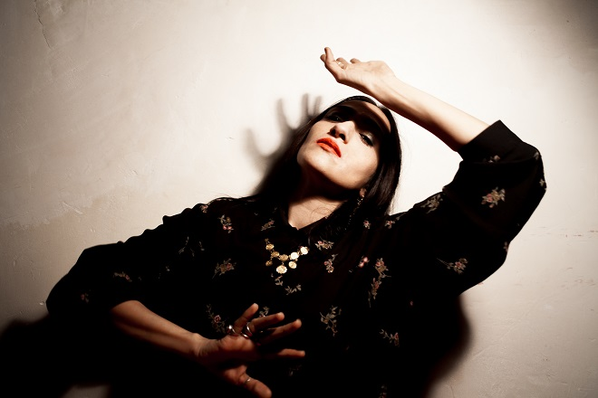 Musicology: Hindi Zahra (foto: Tala Hadid)