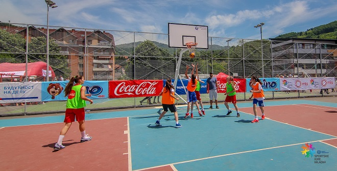 Sportske igre mladih Srbije (foto: SIM Srbije)