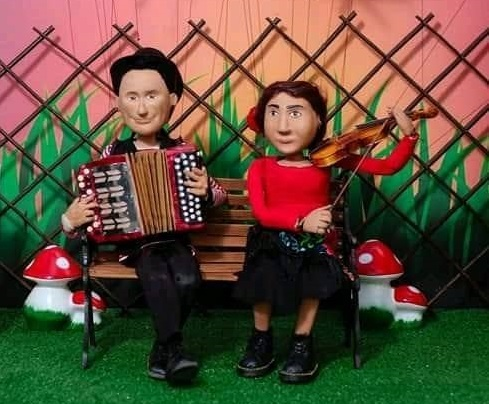 "46. sezona Pozorišta lutaka ""Pinokio"": Benjamino & Juanita"