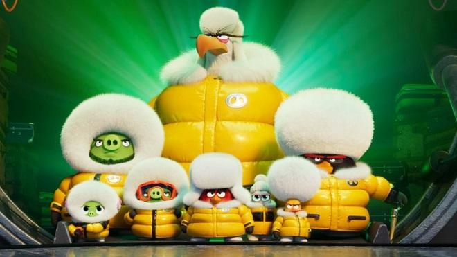 Bioskopski repertoari (22-28. avgust 2019): Angry Birds Film 2