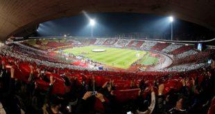 Crvena zvezda - Jang bojs: Nova crveno-bela evropska jesen (foto: STARSPORT/ Peđa Milosavljević)