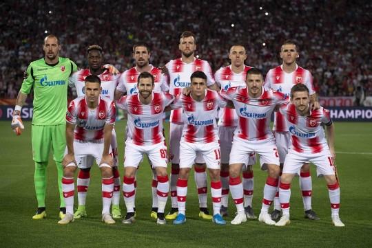 Crvena zvezda: Liga šampiona i 2019/20. u Beogradu (foto: FK CZ)