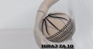 Igraj za 10: Humanitarni turnir u basketu na Adi Ciganliji