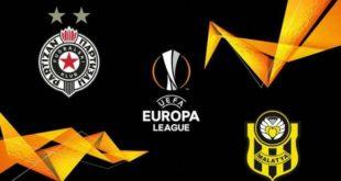 Kvalifikacije za Ligu Evrope: Partizan - Malatija