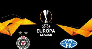 Plej-of za Ligu Evrope: Partizan - Molde