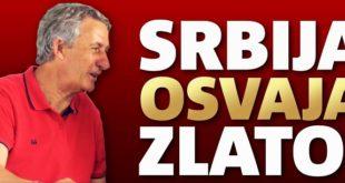 PROGNOZA LEGENDE: Pešić - Srbija osvaja zlato u Kini
