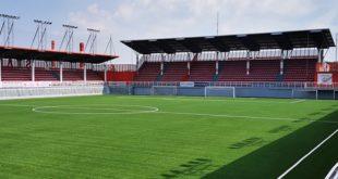 Fudbal: Super liga Srbije - stadion Voždovca (foto: fss.rs)