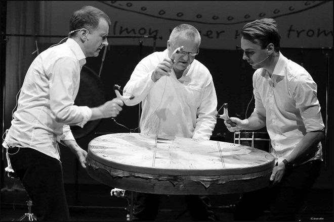 28. Međunarodna tribina kompozitora: Perkusionistički ansambl SISU iz Norveške
