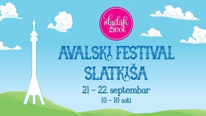 Avalski festival slatkiša: Sladak život bliže nebu!