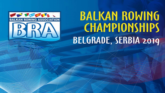Balkanijada 2019: Prvenstvo Balkana u veslanju