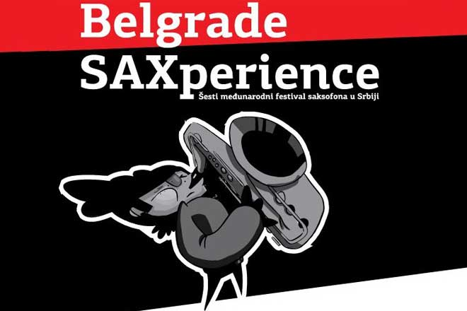 Šesti Belgrade SAXperience, međunarodni festival saksofona