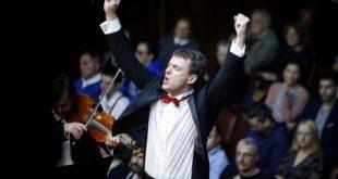 Beogradska filharmonija: Gabrijel Felc (foto: Marko Đoković)