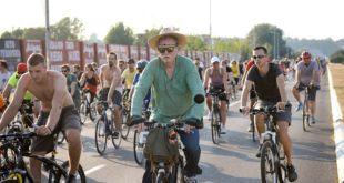 Beogradska Kritična masa: Samo ne autom