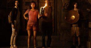 Bioskopski repertoari (26. septembar - 2. oktobar 2019): Dora i izgubljeni zlatni grad