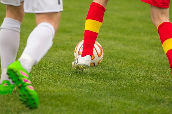 Dani fudbala na Trgu republike