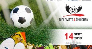 "II humanitarni fudbalski turnir ""Diplomats 4 Children"""