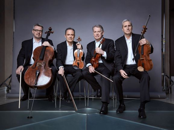 Emerson Quartet (foto: Jürgen Frank)