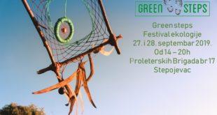Festival Green Steps u Stepojevcu