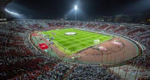Liga šampiona: Crvena zvezda - Olimpijakos (fotografiju obezbedio Meridianbet)
