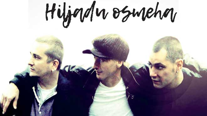 "Miško Plavi Trio: ""Hiljadu osmeha"""