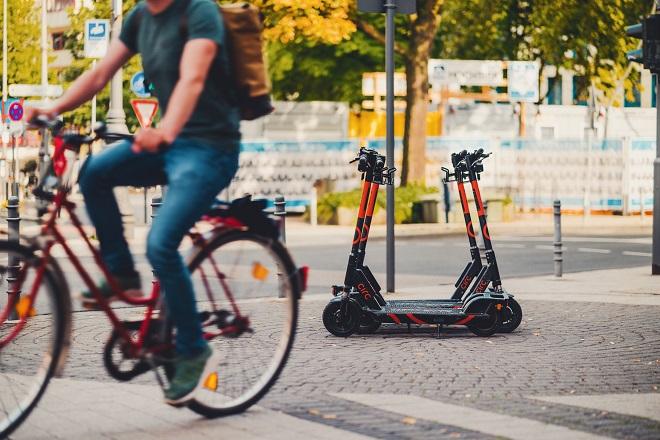 Električni trotineti - novi trend u evropskim gradovima (foto: Daniel von Appen)
