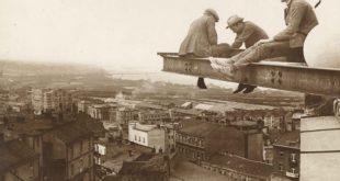 Dani evropske baštine: Nušićevim Beogradom (foto: panorama Beograda, oko 1935; MGB)