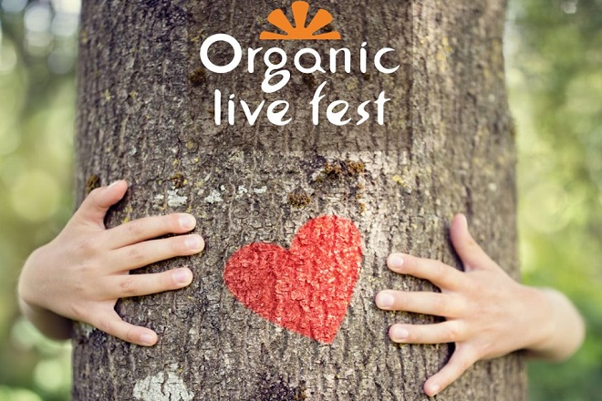 Organic Live Fest: Zagrli drvo