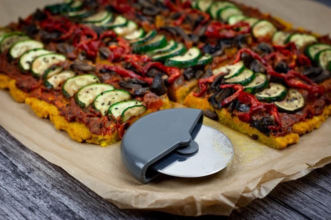 dmBio recepti: Pica sa osnovom od palente