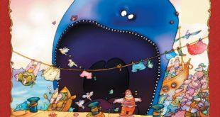 MPU: BOB - retrospektivna izložba ilustracija Dobrosava Boba Živkovića (Plavi kit, 2001)